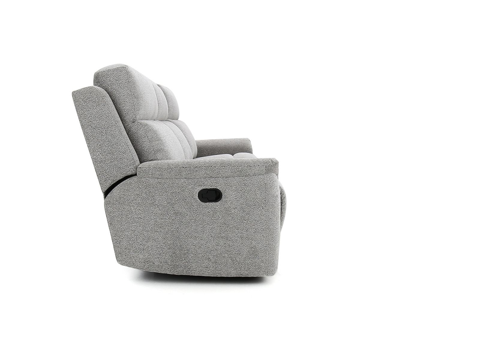 Colwall 3 Seater Double Manual Recliners Type F8 Fabric