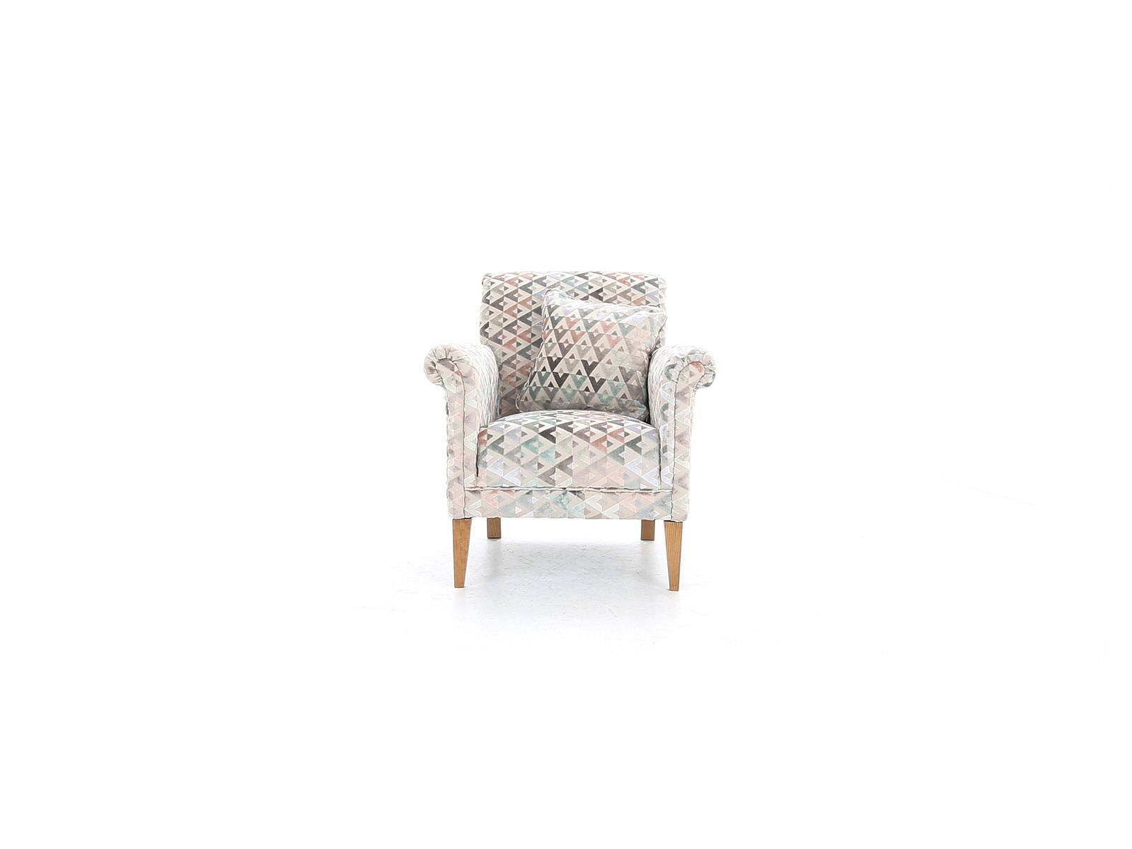 Picture of: Corus Accent Chair Type Pattern
